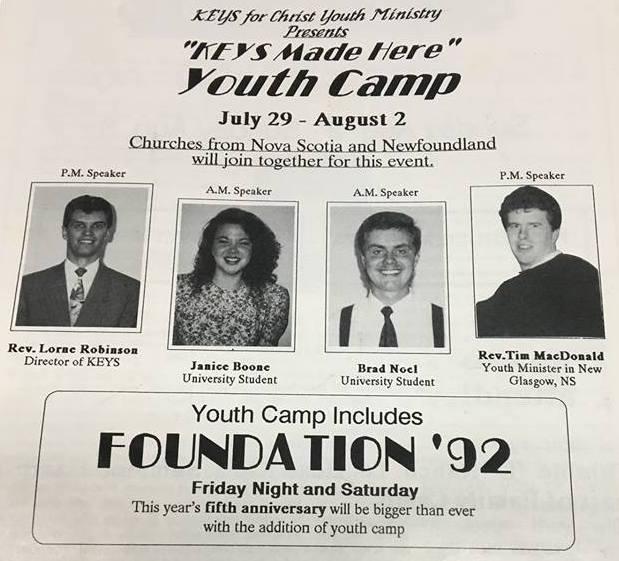 Foundation '92 Poster copy