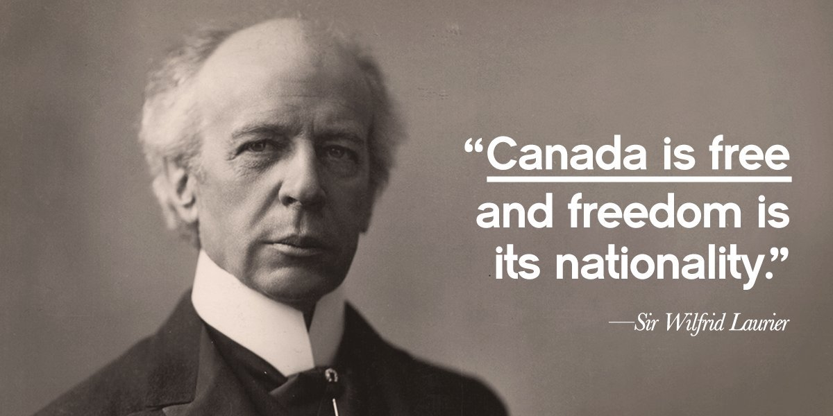 Canada is Free