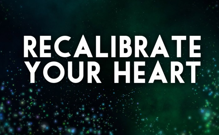 Recalibrate Your Heart!